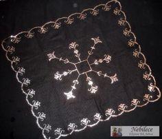 tel kırma (silver embroidery)