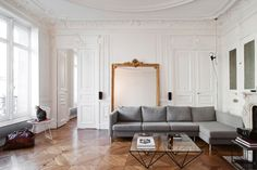 5 Easy Pieces: Grand Parisian Apartment - faraway places