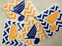 Blues coasters!