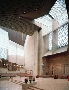 """""""Rafael Moneo's Cathedral of Our Lady of the Angels in L.A. is so divine! He is one of the best architects in the world."""""""