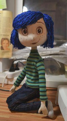 Soul of a rag doll: снова Коралина Джонс!