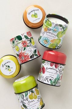 Perfect kitchen candles to get rid of cooking smells. I& particularly fond of the Raspberry Tomato Leaf and Grapefruit Cilantro. Candle Packaging, Tea Packaging, Pretty Packaging, Brand Packaging, Design Packaging, Bottle Packaging, Candle Labels, Kitchen Candles, Home Candles