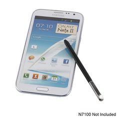 Black Friday S Pen Stylus Touch for Samsung Galaxy Note 2 Note II N7100 7105,Black from GoodBZ