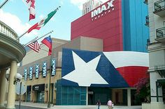 "See ""Alamo... The Price of Freedom"" on the biggest screen in Texas! IMAX 3D also has popular movies and documentaries."