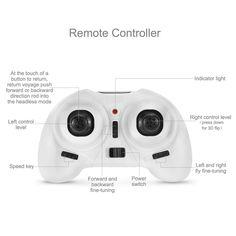 Scorpion Mini Drone Remote Controller Features  by podoqo