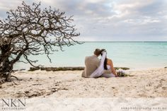 Beach Wedding - Heron Island Wedding Photography - Krystal and Ash - NKN Photography (33)