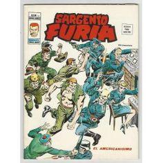 Vértice. Volumen 2. Sargento Furia. 14.