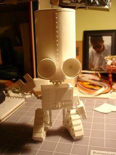 Index Card Robot