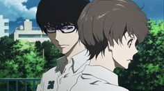 Zankyou no Terror - Terror in Resonance. This anime was REALLY amazing <3 the ending wasn't really what I expected...but the pending excitement throughout the episodes were so good!