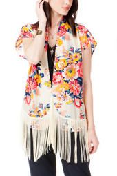 Meadowbrook Floral Kimono.  LOVE this print!!! So cute for Spring!!!