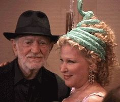 willie nelson and bette midler
