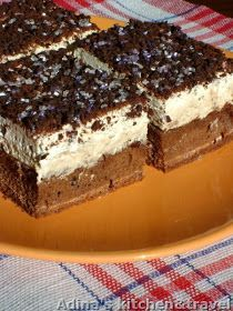 Spanish Desserts, No Cook Desserts, Dessert Recipes, Romanian Desserts, Cake Bars, Yummy Cookies, Ice Cream Recipes, Christmas Desserts, Cakes And More