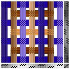 deflected double weave patterns - Google Search