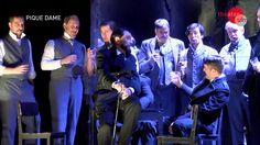 Theater Ulm - PIQUE DAME von Pjotr Iljitsch Tschaikowsky  Theater Ulm - Spielzeit 2016/2017 PIQUE DAME Oper in drei Akten von Modest Iljitsch Tschaikowsky nach Alexander Sergejewitsch Puschkin Musik von Pjotr Iljitsch Tschaikowsky in deutscher Sprache Einst nannte man sie Pikowaja dama (Pikdame) die jetzt uralte Gräfin. Sie wusste wie man spielt und gewinnt  nicht nur im Kartenspiel. Drei Karten bergen das von ihr angeblich gehütete Geheimnis des Sieges am Spieltisch der zu Ruhm Ehre und der…
