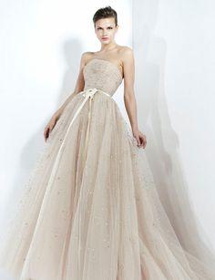beads on wedding dress  Pastel Dress #2dayslook #lily25789 #PastelDress  www.2dayslook.com