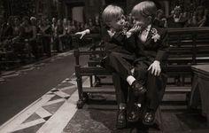 """Na categoria """"Daminha e/ou Pajen"""" a foto dos gêmeos tirada por Klacius Ank levou o Pop WA"""