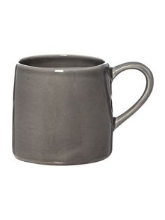 Buy your Gray & Willow Pebble Mug online now at House of Fraser. Shop online or in-store for some of the UK's favourite products. Coffee Shop, Coffee Cups, House Of Fraser, Steel, Mugs, Grey, Tableware, Stuff To Buy, Shopping