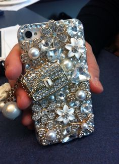 Bling Phone cover. Join my team and I'll show you how to get this and 50% off! www.mybeauty411.com