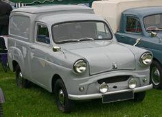 Standard 10 Van