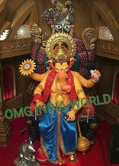 Ganesha e kundali ottelu tekee