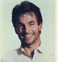 Mark Harmon (NCIS) Love this guy. What a smile.... we don't see too often on NCIS