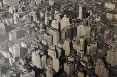 Philadelphia's urban density, c. 1932