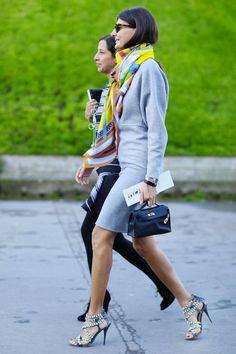 Mia's Fashion Scrapbook: INCREDIBLE: SWEATSHIRTS ARE IN