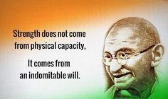21 Mahatma Gandhi Quotes - HitFull.com