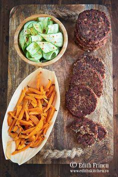 Retete culinare - APERITIVE FESTIVE - Edith's Kitchen Edith's Kitchen, Frugal, Steak, Vegetables, Recipes, Diet, Kitchens, Salads, Recipies