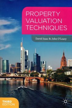 The 3rd edition of Property Valuation Techniques offers a comprehensive and student-friendly exploration of the application of property valuation and appraisal techniques. Thoroughly revised and re-structured, it covers topics including risk, residential lease extensions, enfranchisement and cash flows. £35.99