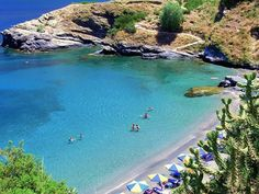 Bali beach, Rethymno, Crete, Greece
