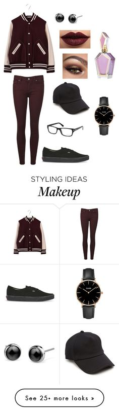 """""""sniffing vicodin in paris"""" by marineglass on Polyvore featuring Paige Denim, Marc Jacobs, Vans, LASplash, rag & bone, Tom Ford and CLUSE"""