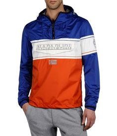 Napapijri Alsea Cagoule Sportswear, Fresh, Jackets, Shirts, Inspiration, Shopping, Clothes, Fashion, Hipster Stuff
