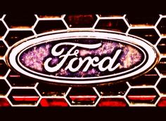 I'm a ford kinda girl...i want the PINK oval on my truck!