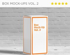 "Check out new work on my @Behance portfolio: ""Box Mock-Ups vol. 2"" http://be.net/gallery/50029377/Box-Mock-Ups-vol-2"