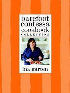 Barefoot Contessa Cookbook Collection by  Ina Garten