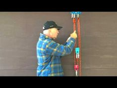 Rope and Pulley Systems - Segment 12 - A Compound with One Rope pds. Firefighter Training, Pulley, Knots, Adventure, Youtube, Leather, Adventure Movies, Cable Machine, Adventure Books