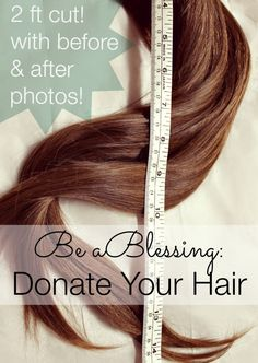 6 places to donate hair that make free wigs for cancer patients be a blessing donate your hair raisingthebarrs two feet of hair pmusecretfo Image collections
