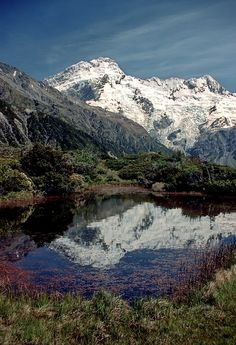 LOTR country ... New Zealand