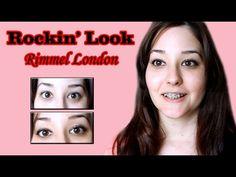 ▶ Regalo de Reyes: Rockin' look de Rimmel London [Review] - YouTube