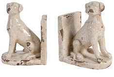 AB Home Bruno Dog Bookends 61 X 43 X 83Inch *** Check out this great product.