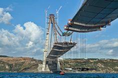 3. köprü özellikleri Brooklyn Bridge, Golden Gate Bridge, Travel, Viajes, Destinations, Traveling, Trips