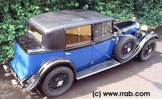 Bentley 4 Litre, 1931, #VF4004, H.J. Mulliner Saloon