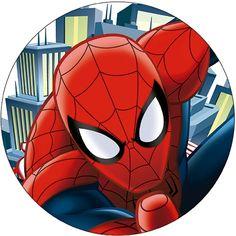 Recuerdos dulceros de Spiderman con frascos y etiquetas | Manualidades para Cumpleaños
