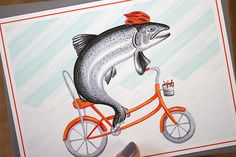 Lost my keys. now I'm late for work! Losing Me, Bicycle, Etsy, Or, Vintage, Images, Photographs, Pictures, Trout