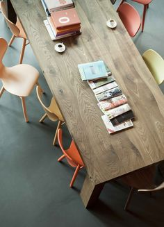 Best Furniture Communal Tables Images On Pinterest Communal - Communal work table