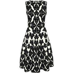 ALEXANDER MCQUEEN|ワンピース&ドレス|Ivy Jacquard Full Circle Dress
