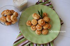 Biskut Kacang Tanah Tradisi  / Traditional Peanut Cookies Biskut Kacang