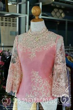 Kebaya Lace, Kebaya Hijab, Batik Kebaya, Kebaya Dress, Batik Dress, Dress Brukat, Thai Dress, Lace Dress, Model Kebaya