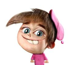 The Realistic Versions Of Your Favorite Cartoon Characters Will - 18 realistic cartoon characters that are the stuff nightmares are made of
